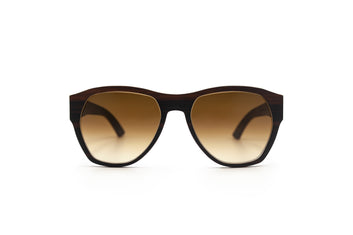 URIEL Sun Black Unisex Sunglasses