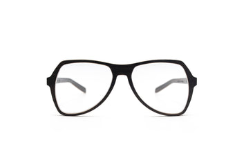 MICHAEL Unisex Prescription Wooden Eyeglasses