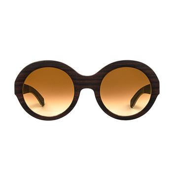Eyewear - Holy Oooo Circle Sunglasses