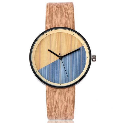Vintage Wooden Watch - livecoolstuff