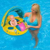 Smart Baby Pool Float With Sunshade - BeFloat™ - livecoolstuff
