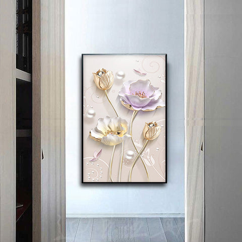 Diamond Embroidery Tulip - livecoolstuff