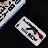 BLOKCASE™ - Ultraman Building Blocks Phone Case for Iphone - livecoolstuff