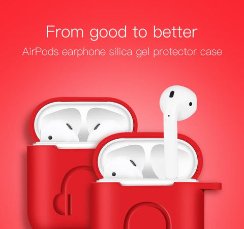 PairPod™ - Full Protection Airpods Case With Anti-Lost Strap - livecoolstuff