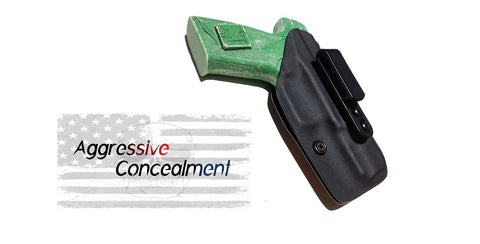 Tuckable IWB Kydex Holster Ruger Security 9 compact