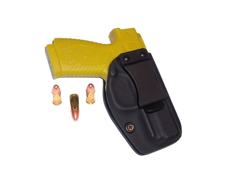 Aggressive Concealment BP9CCIWBLP IWB Kydex Holster Bersa BP9cc