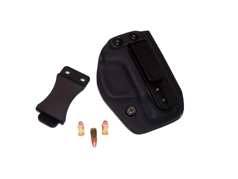 Aggressive Concealment LC9CIWBLP IWB/Tuckable Convertible Kydex Holster Ruger LC9/LC9S/EC9S