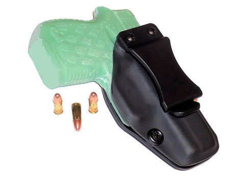 Aggressive Concealment DB9IWBLP IWB Kydex Holster Diamondback DB9/DB9 Gen 4