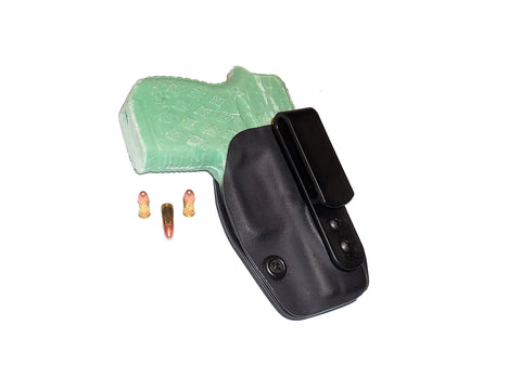 Aggressive Concealment DB9IWBLPT Tuckable IWB Kydex Holster Diamondback /DB9 Gen 4