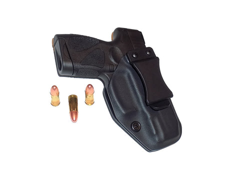 Aggressive Concealment XDE45RIWBLP IWB Kydex Holster Springfield Armory XDE 45 ambidextrous