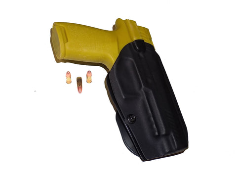Aggressive Concealment P320X5OWB Outside the waistband Kydex holster for Sig Sauer P320 X five full size
