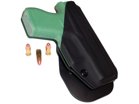 Aggressive Concealment Outside the waistband Kydex holster for Glock