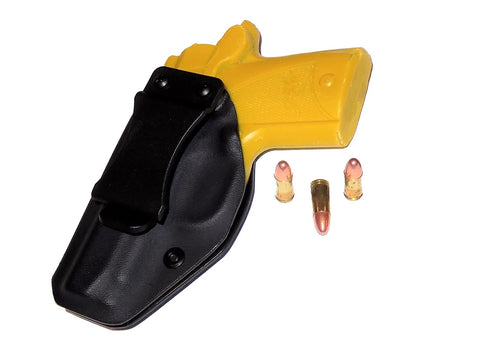 Aggressive Concealment KM9IWBLP IWB Kydex Holster Kimber micro 9