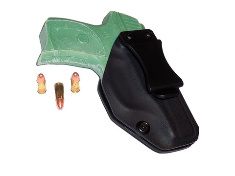 Aggressive Concealment LC380IWBLP IWB Kydex Holster Ruger LC380