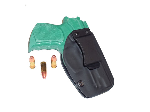 Aggressive Concealment BP9UCIWBLP IWB Kydex Holster Bersa Thunder Pro 9 Ultra Compact
