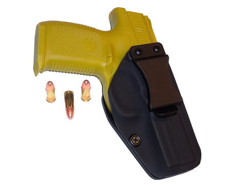 Aggressive Concealment SWVEIWBLP IWB Kydex Holster Smith & Wesson SW 9/40 VE