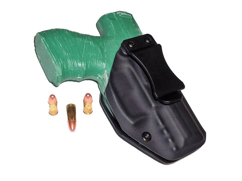 Aggressive Concealment VP9SKIWBLP IWB Kydex Holster Heckler & Koch VP9SK