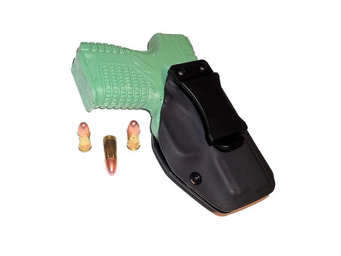 Aggressive Concealment XDSIWBLP IWB Kydex Holster Springfield XDS 3.3 9/45