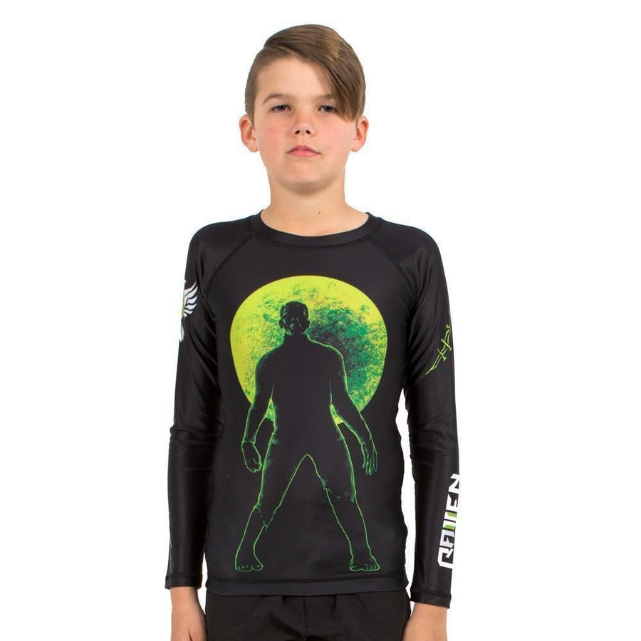 BJJ Horror Frankenstein's Monster (Junior) - Raven Fightwear - US