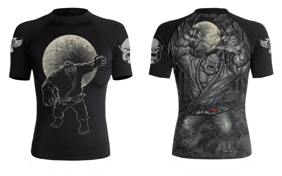 BJJ Horror Ogre (women's) - Raven Fightwear - US