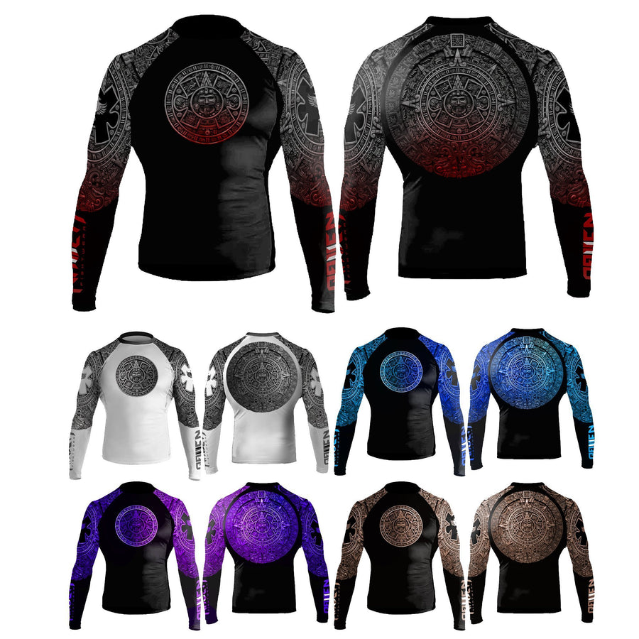 Gods of Mesoamerica - Ranked (Women's) - Raven Fightwear - US