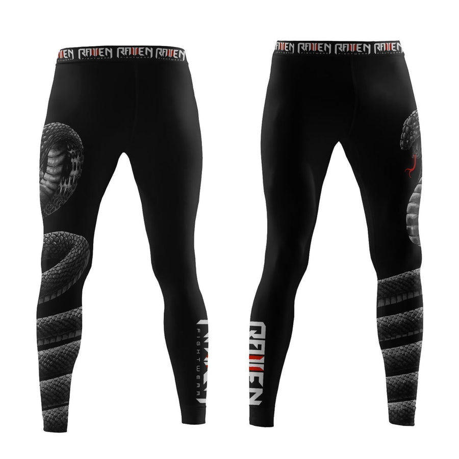 King Cobra Black (Junior) - Raven Fightwear - US