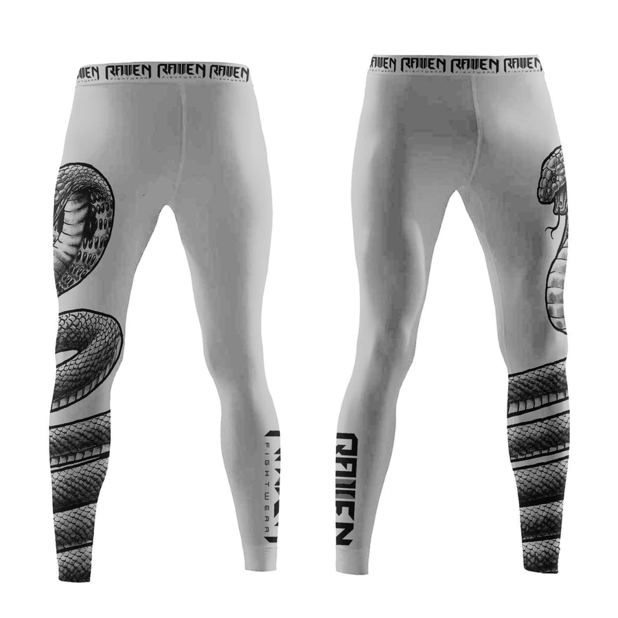 King Cobra White (Junior) - Raven Fightwear - US