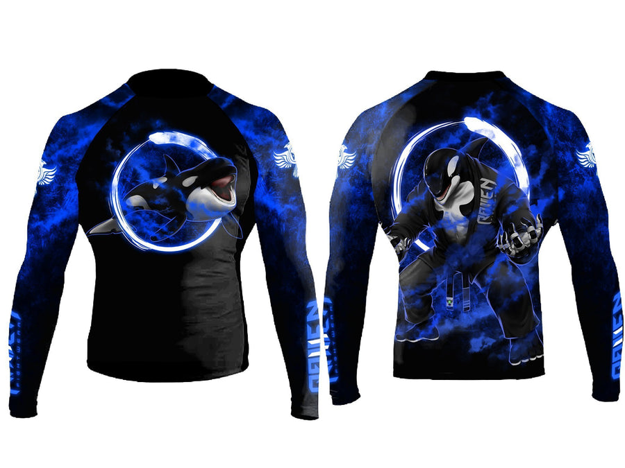 Masters of Jiu Jitsu - Orca (Junior) - Raven Fightwear - US
