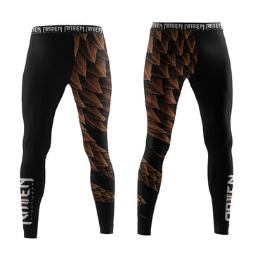 Power Pangolin Brown (Junior) - Raven Fightwear - US