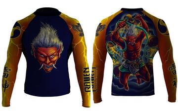 Raijin - Raven Fightwear - US