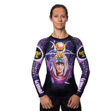 The Gods of Egypt - Aset (Women's) - Raven Fightwear - US