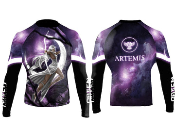 The Gods of Greece - Artemis - Raven Fightwear - US