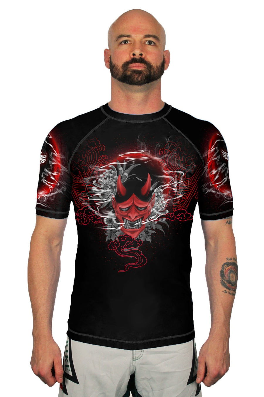 The Illustrated Geisha 2.0 - Raven Fightwear - US