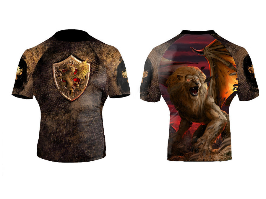 The Manticore (Women's) - Raven Fightwear - US
