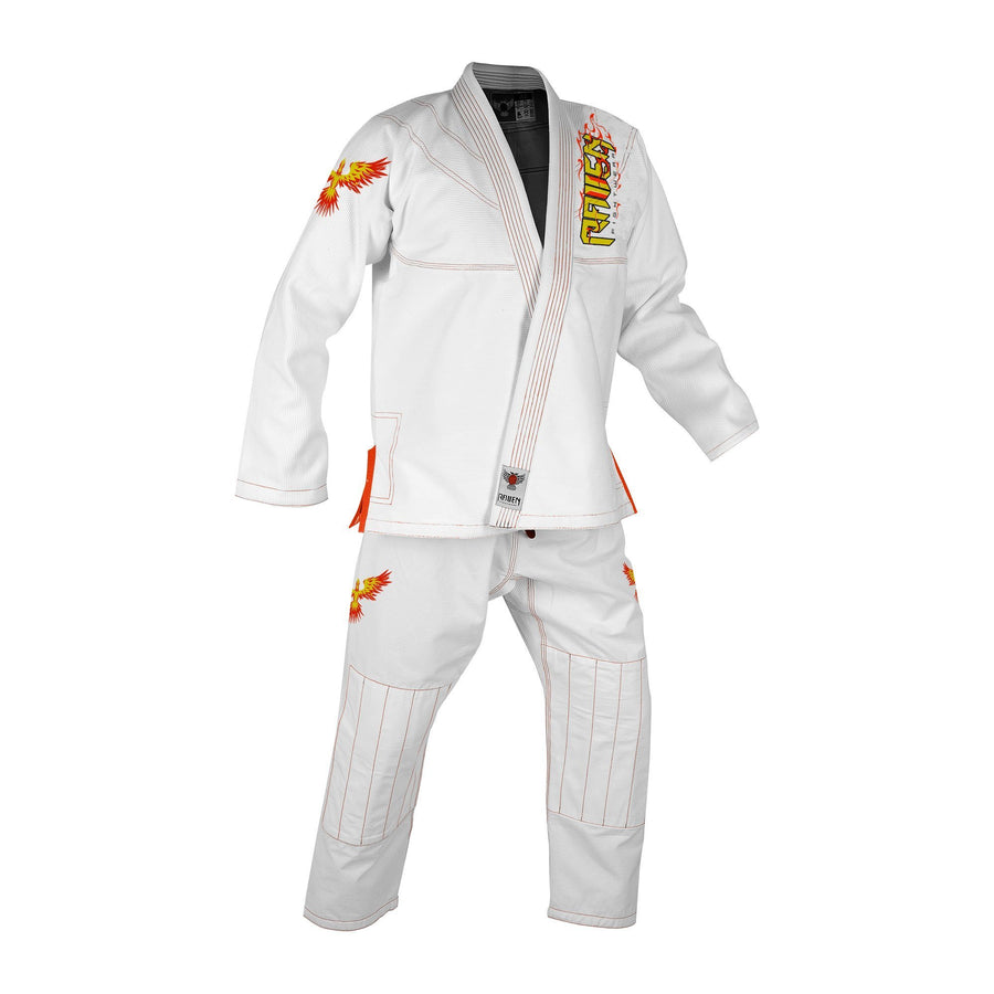 The Phoenix - White - Raven Fightwear - US