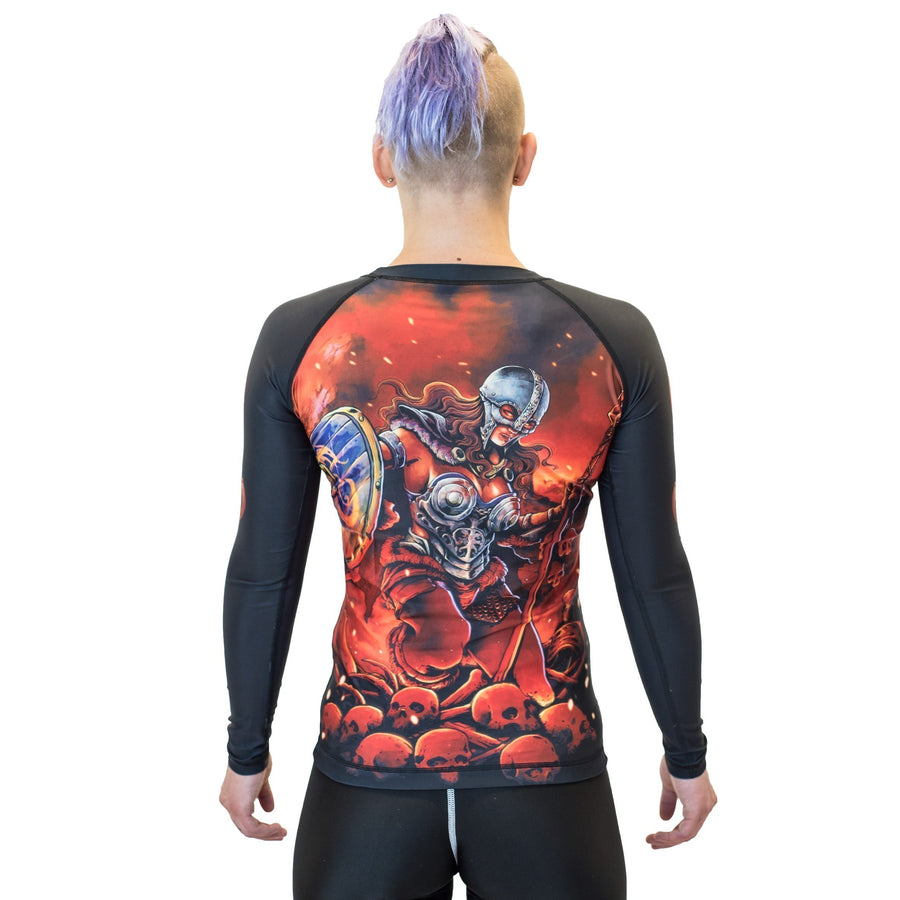 The Valkyrie (women's) - Raven Fightwear - US