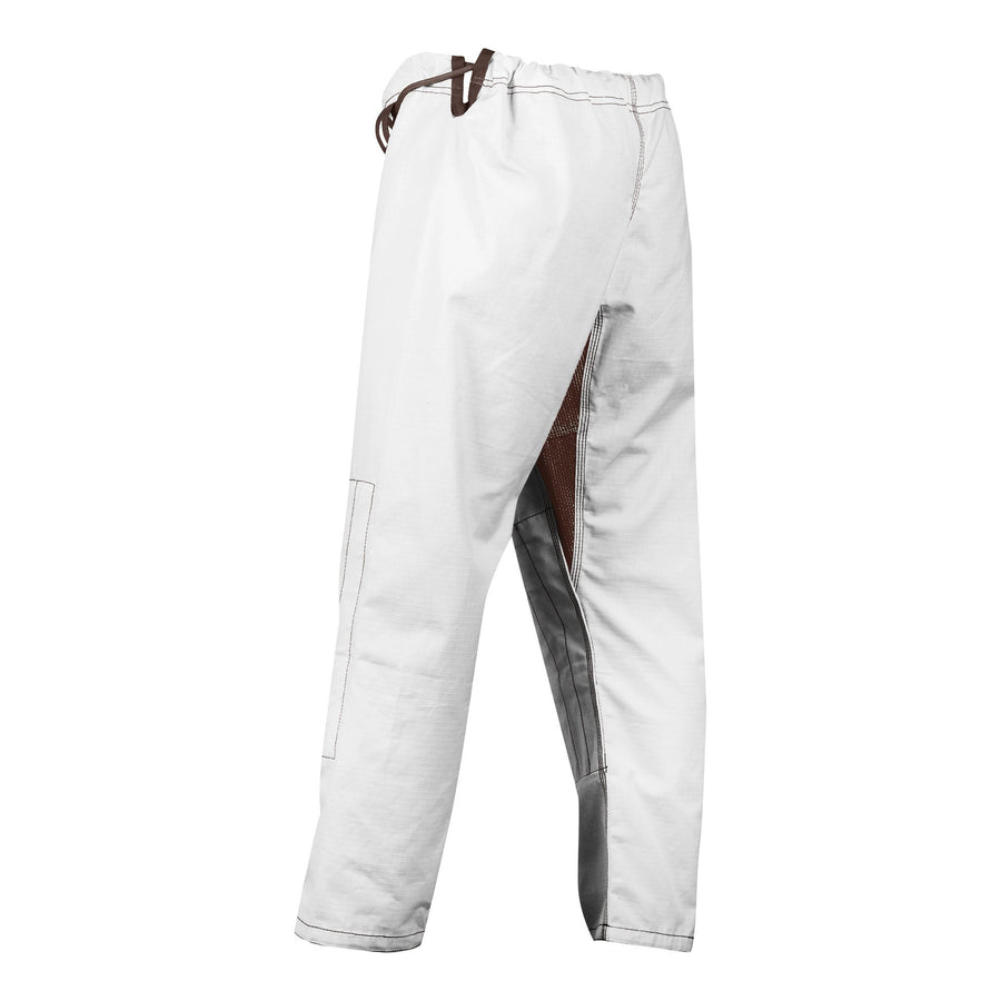 White and brown ripstop pants - Raven Fightwear - US