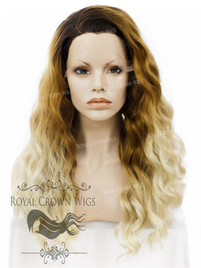 24 inch Heat Safe Synthetic Lace Front