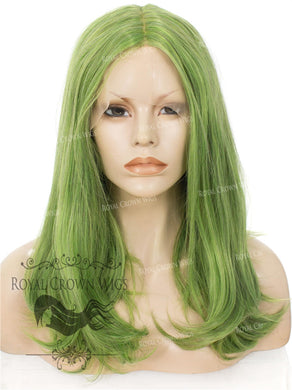 17 inch Heat Safe Synthetic Lace Front
