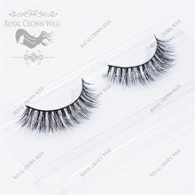 Commanding Mink Strip Lash Sets (10), Lash Extension, Royal Crown Wigs