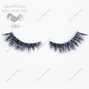 Rani Mink Strip Lash Sets (10), Lash Extension, Royal Crown Wigs