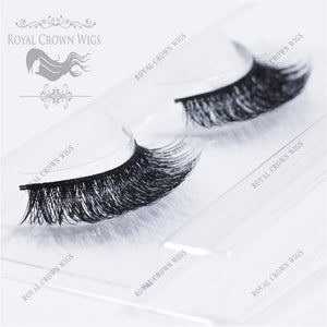 Reigning Mink Strip Lash Sets (10), Lash Extension, Royal Crown Wigs
