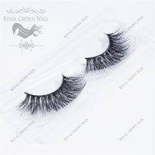 The Viscountess 3D Mink Strip Lash Sets (10), Lash Extension, Royal Crown Wigs