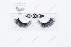 The Contessa 3D Mink Strip Lash Sets (10), Lash Extension, Royal Crown Wigs