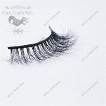The Sultana 3D Mink Strip Lash Sets (10), Lash Extension, Royal Crown Wigs