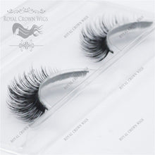 Diplomat Mink Strip Lash Sets (10), Lash Extension, Royal Crown Wigs