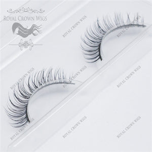 Monarch Mink Strip Lash Sets (10), Lash Extension, Royal Crown Wigs
