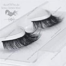 Noble Mink Strip Lash Sets (10), Lash Extension, Royal Crown Wigs