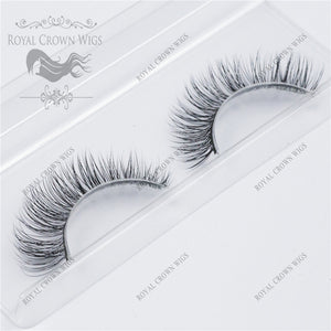 Illustrious Mink Strip Lash Sets (10), Lash Extension, Royal Crown Wigs