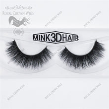 The Marchioness 3D Mink Strip Lash Sets (10), Lash Extension, Royal Crown Wigs